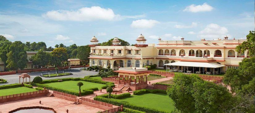 Destination Weddings at Taj Jai Mahal Palace Jaipur