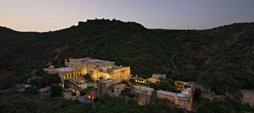Destination Weddings at Samode Palace Jaipur