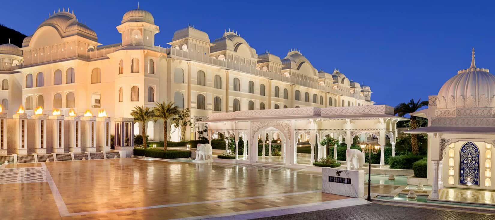 Destination Weddings at Leela Palace Jaipur