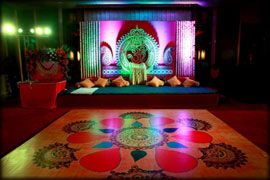 Indian Marriage Theme