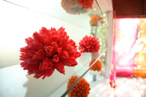 Flower Decoration for Wedding Events